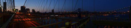 The Brooklyn Bridge NYC