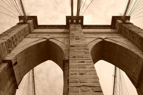 The Brooklyn Bridge New York