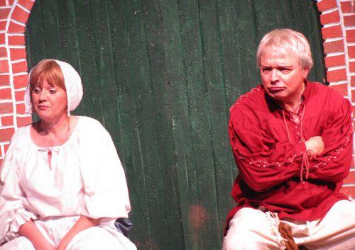 Le Chaudronnier - Le 1er qui parlera aura un gage ! Catherine et Philippe