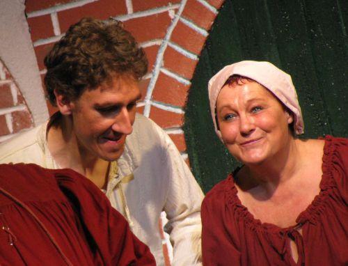 Le Denier de Tabarin - Les jours fraîchissent ... Et raccourcissent -  Sylvie et Jonathan,