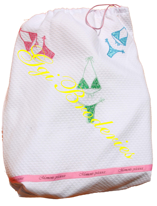 pochette lingerie ou petite lessive