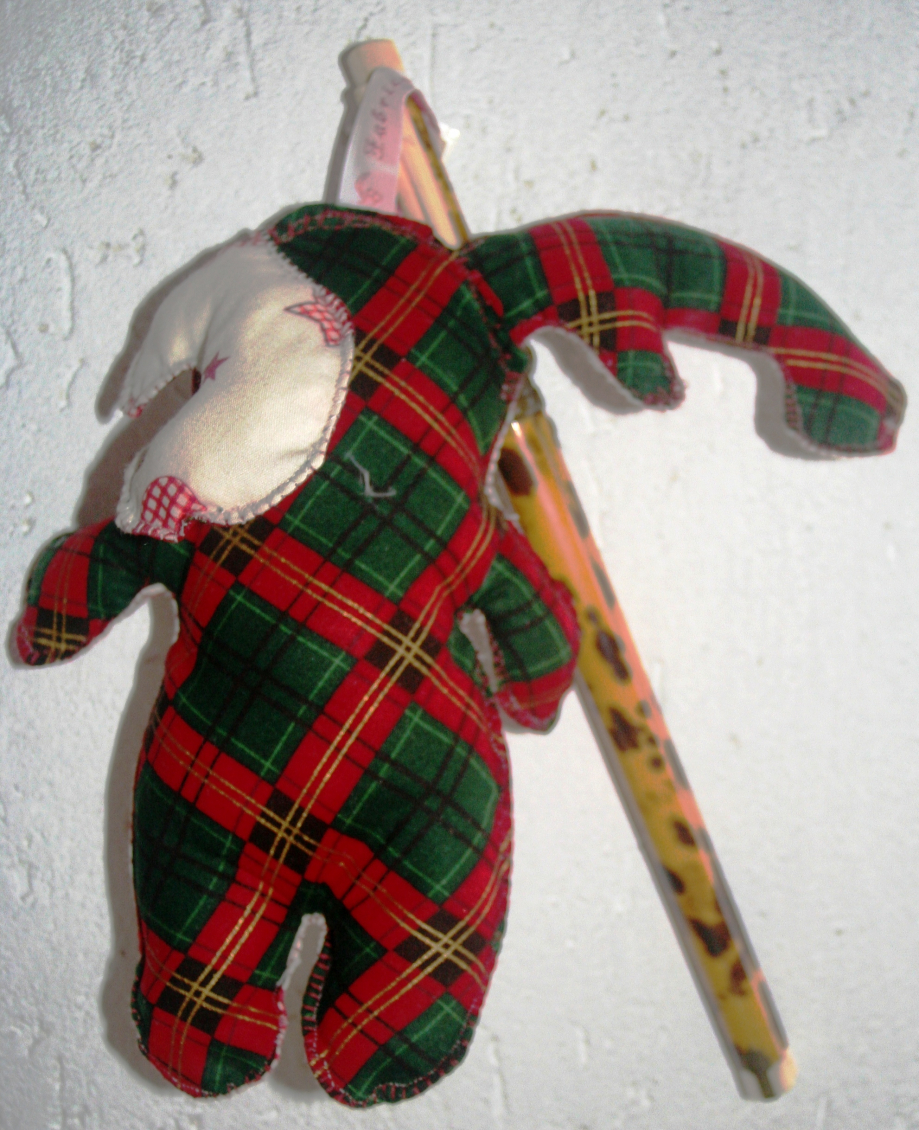 Doudou de Noël