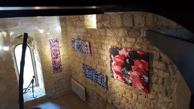 Tour de Guet Tresques 2 décembre 2016