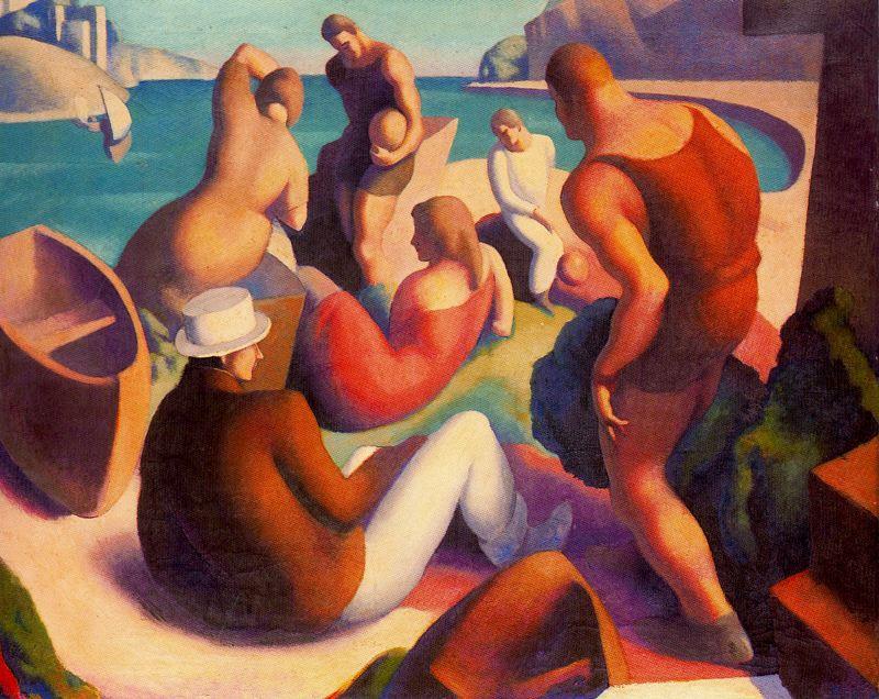 Thomas-Hart-Benton-The-Beach.JPG