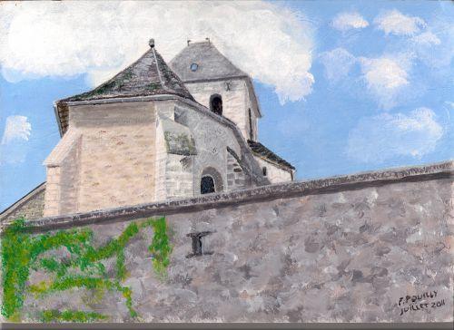 La Chapelle de Saint-Martin des Faux