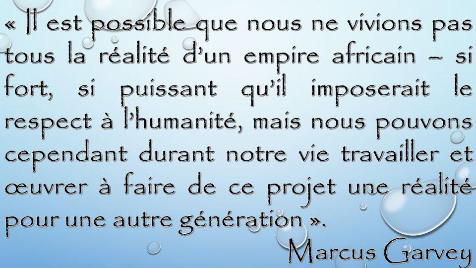 L\'Afrique peut!