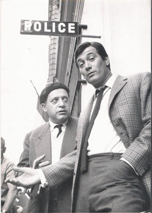 Gérard et Paul Préboist