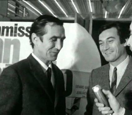 Gérard et Guy Lefranc