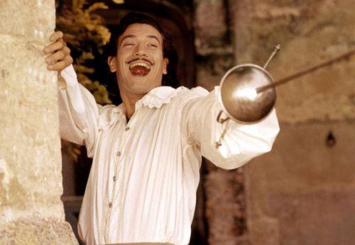 D'Artagnan - dans les Trois Mousquetaires de Bernard Borderie