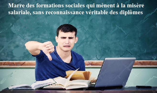 Formations sociales la fuite des tudiants vers d 39 autres - Grille indiciaire des attaches territoriaux ...
