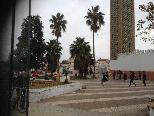 place de la mosquée mali