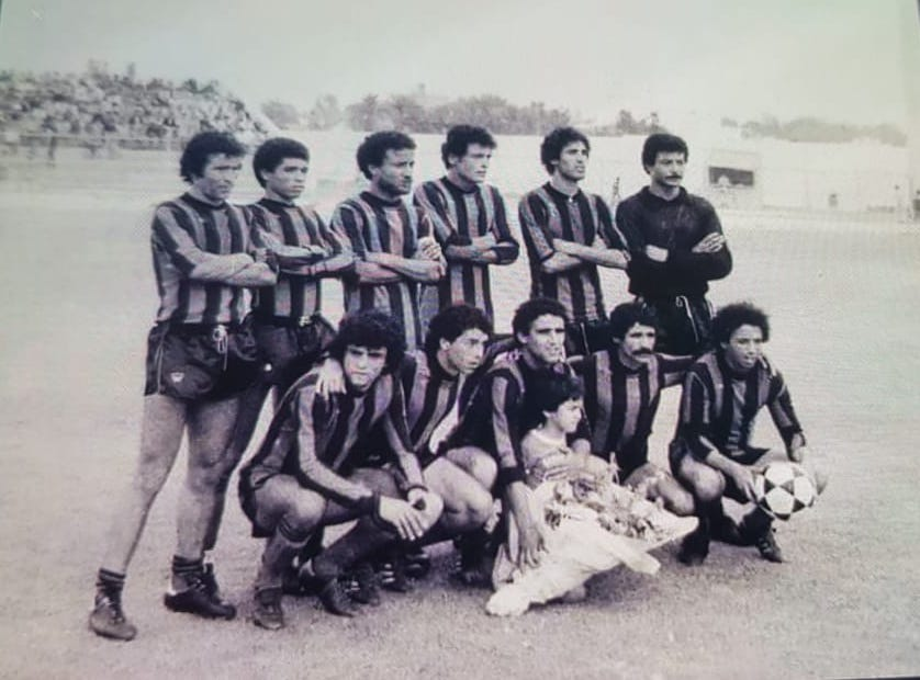 équipe Chabab
