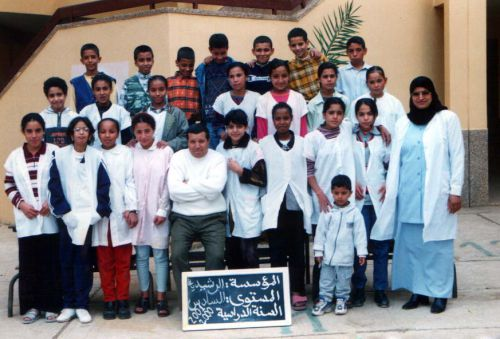 année scolaire  2000_2001 6eme