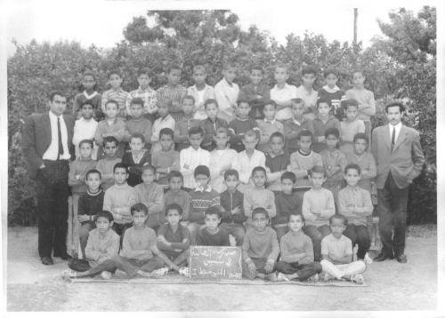 année scolaire 1970_71 CM1