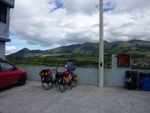 aux abords de Quito