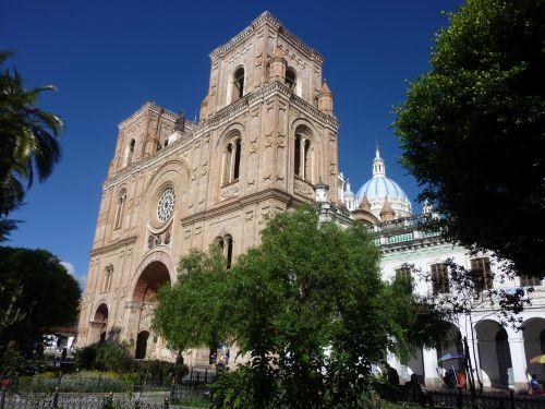La cathedrale de Cuenca