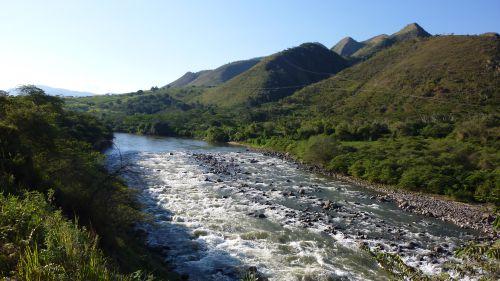 El río Chinchipe apres San Igniacio