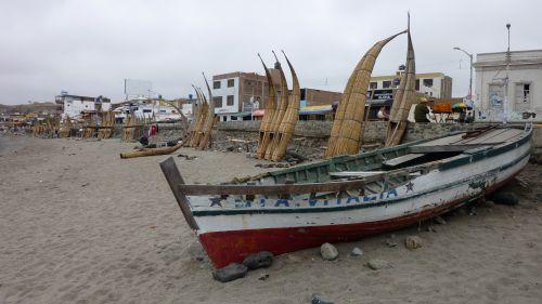 La plage de Tujillo