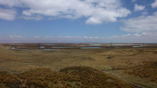 Le lac de Junin