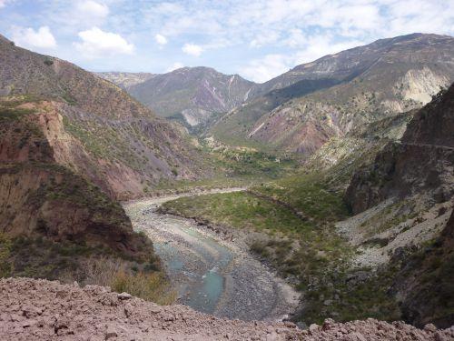 Le río Mantaro