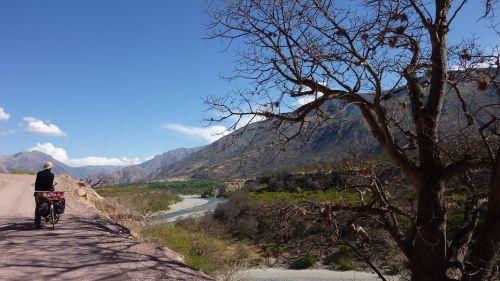 Río Pampas proche de Chinchero