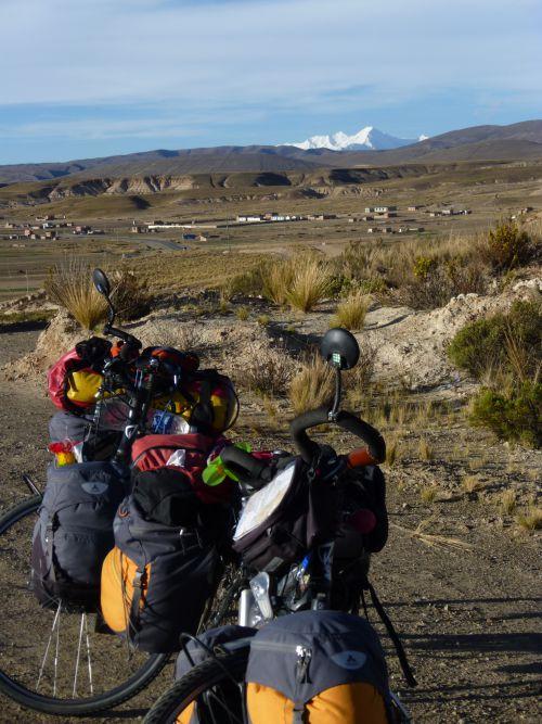 Dèpart de La Paz