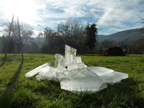 1 er janvier 2015 glace