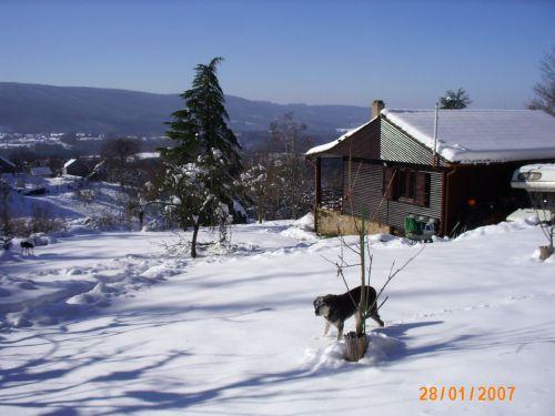 Chalet Gaudeix janvier 2007