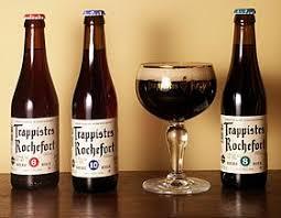 Trappistes de Rochefort  Verre + bouteilles.jpg