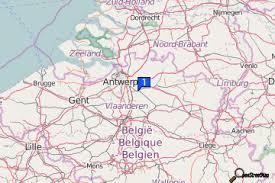 Westmalle La carte géographique.jpg