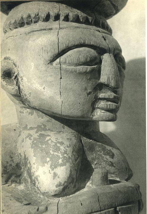 Statue de Yémanja au Brésil