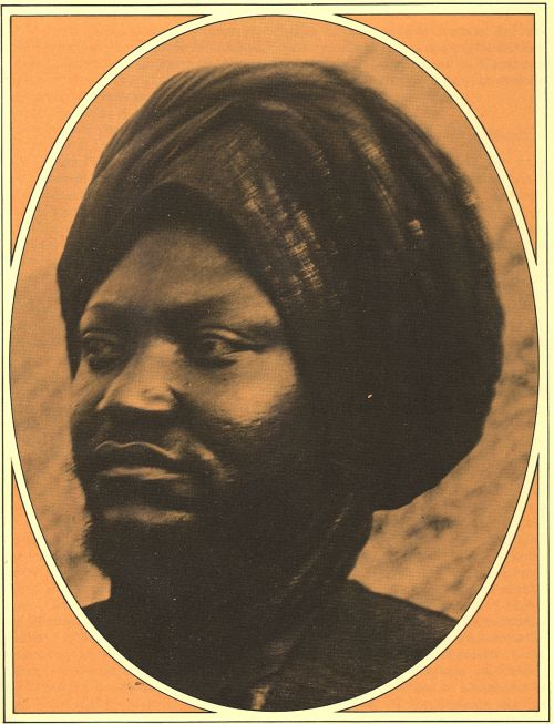 Le sultan Njoya du peuple Bamoun, au Cameroun