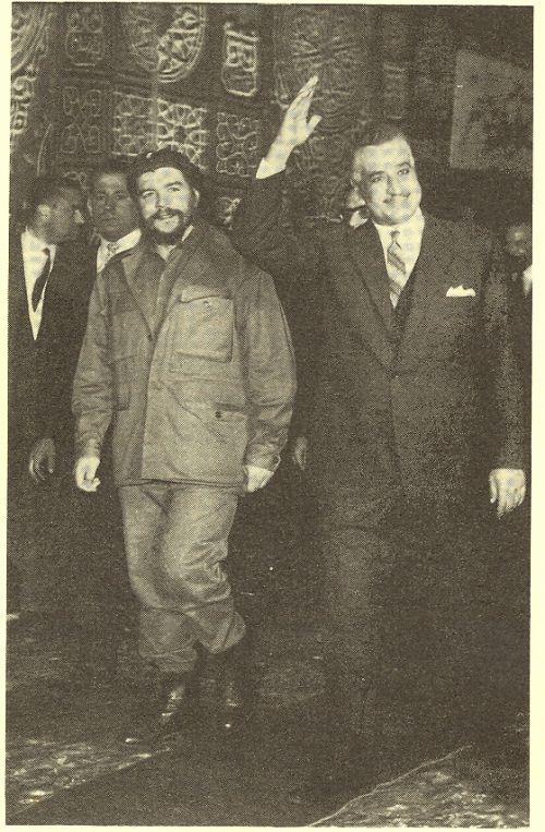 Nasser et le Che