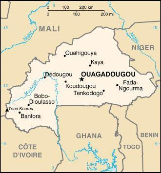 Burkina Faso : Quelques repères historiques politiques et culturels