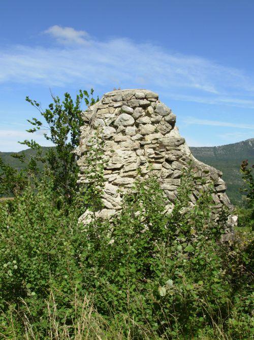 Ruines de la colline de Foire Vieille