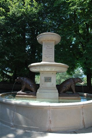Fontaine aux Ours