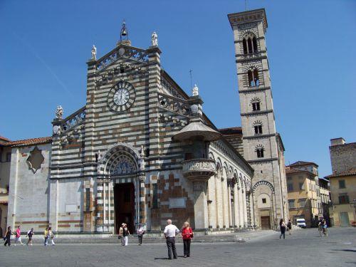 Prato, Duomo et campanile