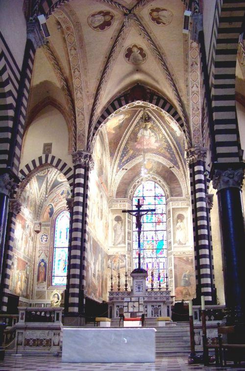 Prato intérieur du Duomo