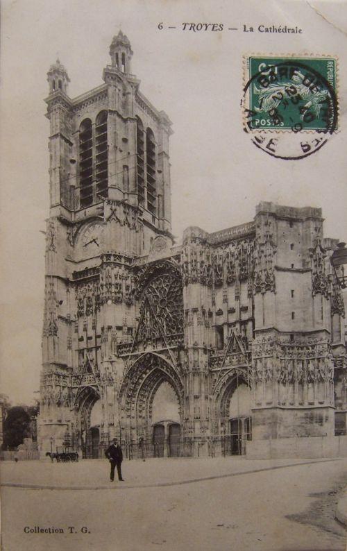 10 - Troyes - la Cathédrale.