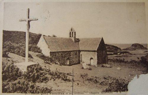 22 Saint quay Portrieux - La chapelle Saint Marc.