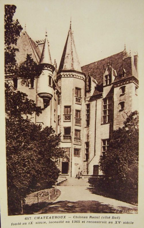 36 - Chateauroux.