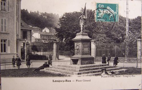Longwy bas - Place Giraud
