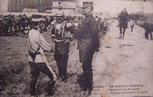 91 Draveil Vigneux gréves de 1908.2