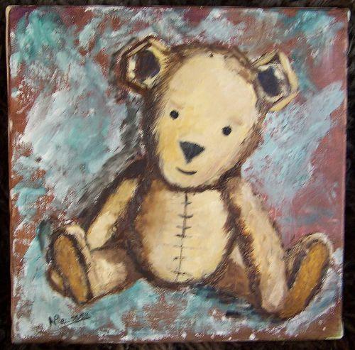 L'ours recousu