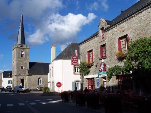 Saint Armel - La boulangerie où nous prenions l'excellent pain pour aller déguster les huîtres