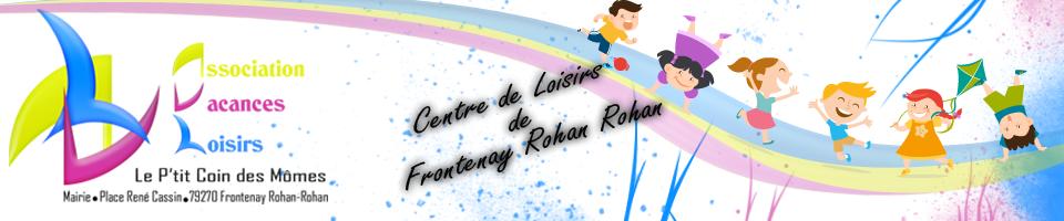 Centre de Loisirs de Frontenay Rohan Rohan