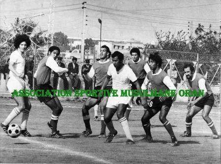 ASMOran - USMBlida 1972-73