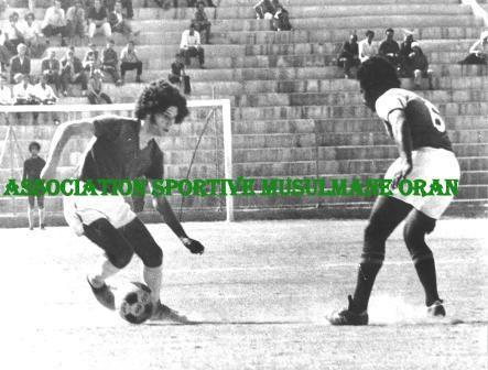 ASMOran - GCMascara  1972-73 -