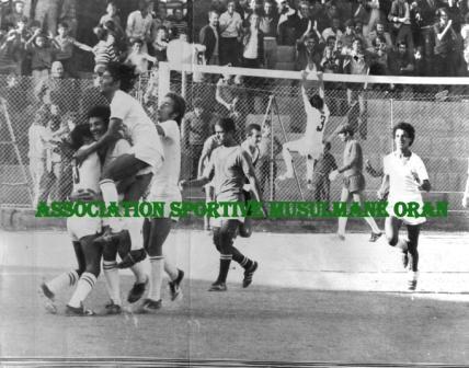 ASMOran-USMBAbbès 1972-73