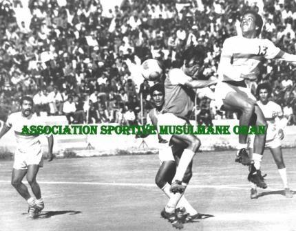 ASMOran-NARA (Kouba) en 1971-72